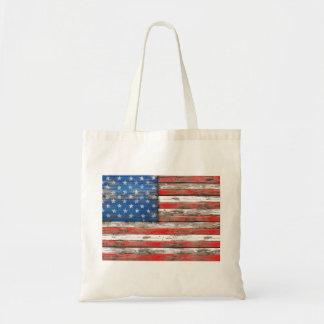 Bolsa Tote Bandeira referente à cultura norte-americana