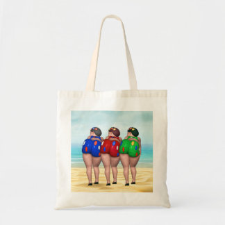 Bolsa Tote Banhando sacolas da beleza