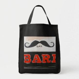 Bolsa Tote Bar Londres do Moustache