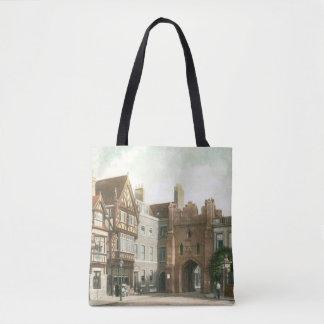 Bolsa Tote Bar norte, 1900) sacolas de Beverley (