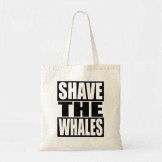 Bolsa Tote Barbeie as baleias