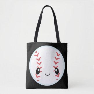 Bolsa Tote Basebol Emojis