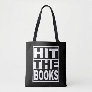 Bolsa Tote Bata os livros