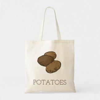 Bolsa Tote Batatas