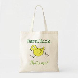 Bolsa Tote Bebê de BarnChick - sacola acessível