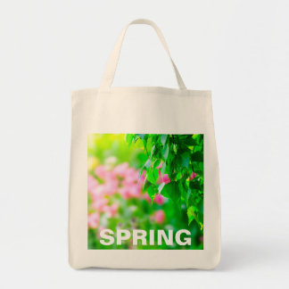 Bolsa Tote Beleza do primavera