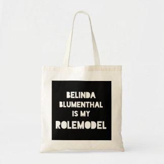 Bolsa Tote Belinda Blumenthal é minha referência engraçada do