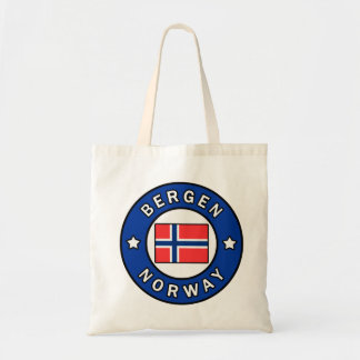 Bolsa Tote Bergen Noruega