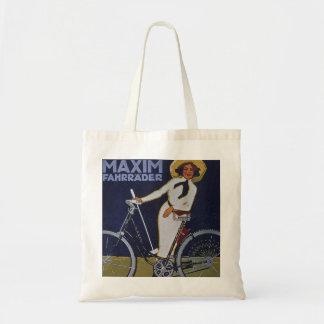 Bolsa Tote bicicleta do vintage
