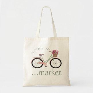 Bolsa Tote Bicicleta - indo introduzir no mercado