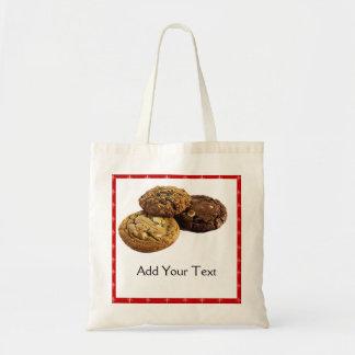 Bolsa Tote Biscoitos e outras sobremesas deliciosas no