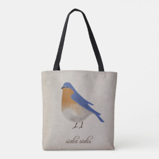 Bolsa Tote Bluebird