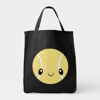 Bolsa Tote Bola de tênis de Emoji