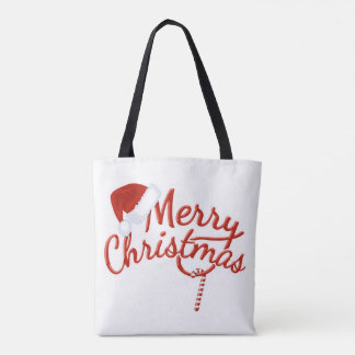 Bolsa Tote Boneco de neve do Feliz Natal