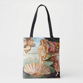 Bolsa Tote Botticelli bonito Venus restaurado e Recolored