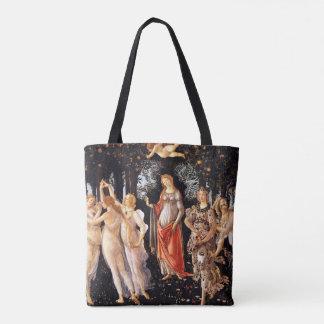 Bolsa Tote BOTTICELLI - Primavera 1482