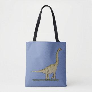 Bolsa Tote Brachiosaurus