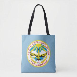 Bolsa Tote Brasão de Ingushetia