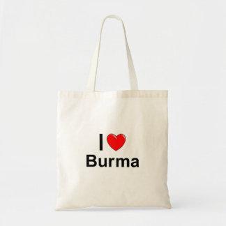 Bolsa Tote Burma