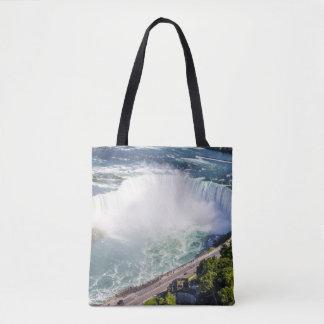 Bolsa Tote Cachoeira Canadá das quedas da ferradura de