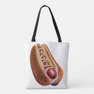 Bolsa Tote Cachorro quente