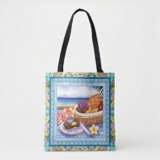 Bolsa Tote Café da ilha - pequeno almoço Lanai