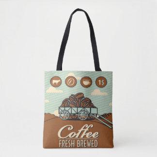 Bolsa Tote Café fresco