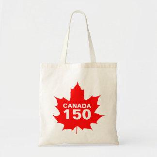 Bolsa Tote Canadá 150 anos de aniversário um--um-amável