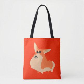 Bolsa Tote Cão (ano novo chinês)