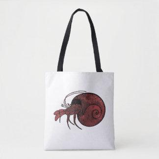 Bolsa Tote Caranguejo de eremita