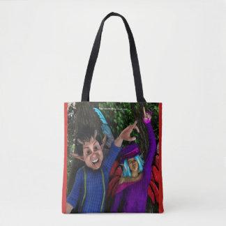 Bolsa Tote Caras engraçadas