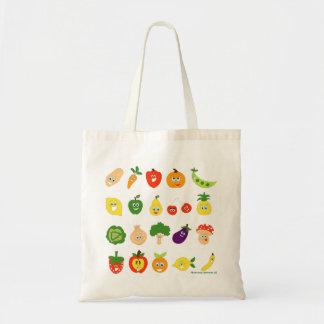 Bolsa Tote Carregar vegetal todo