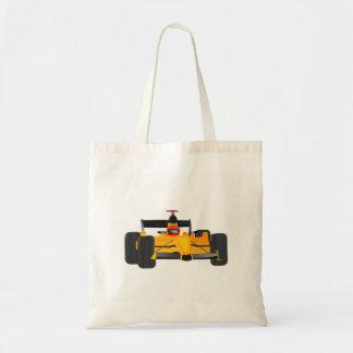 Bolsa Tote carro de corridas
