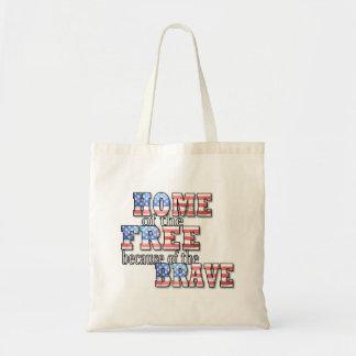 Bolsa Tote Casa da sacola livre