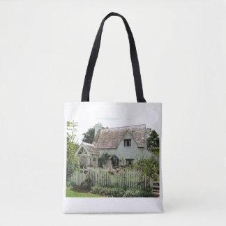 Bolsa Tote Casa de campo inglesa