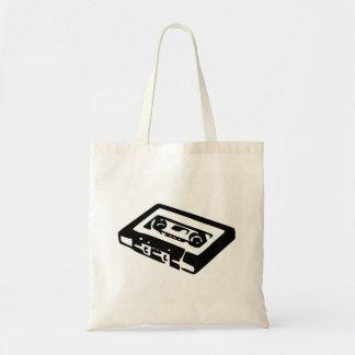 Bolsa Tote Cassete áudio