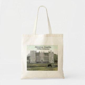 Bolsa Tote Castelo de Aboyne - casa de Gordon