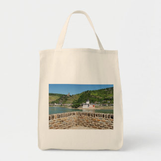 Bolsa Tote Castelo pedra de conde de palatinado com Kaub