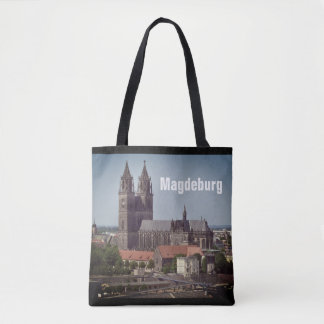 Bolsa Tote Catedral de Magdeburgo 01.06.T