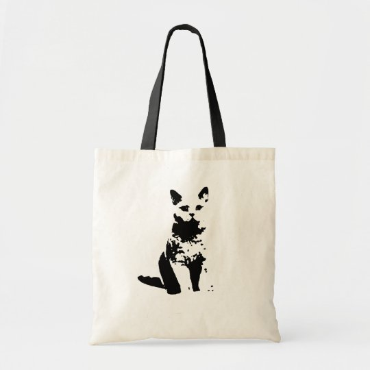Bolsa Tote cats