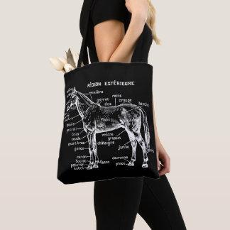 Bolsa Tote Cavalo