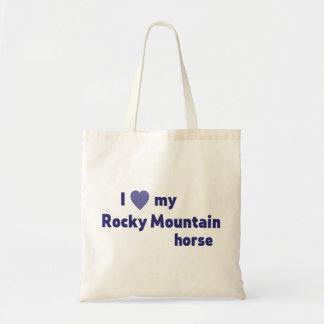 Bolsa Tote Cavalo da montanha rochosa