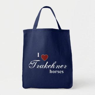 Bolsa Tote Cavalos de Trakehner