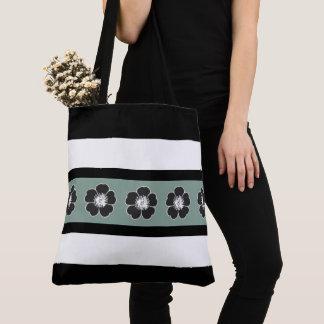 Bolsa Tote CELADON-FLORAL-STRIPE-Everyday_Stylish-TOTES-BAGS