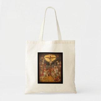 Bolsa Tote Cena 1711 da crucificação