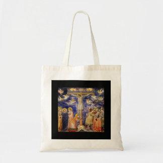 Bolsa Tote Cena medieval da Sexta-feira Santa