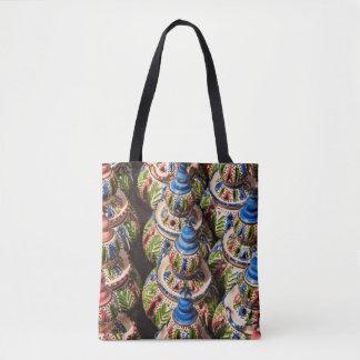 Bolsa Tote Cerâmica para a venda no mercado