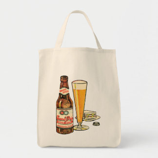Bolsa Tote Cerveja de cerveja pilsen premiada grande