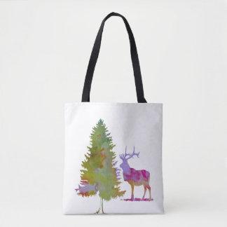 Bolsa Tote Cervos