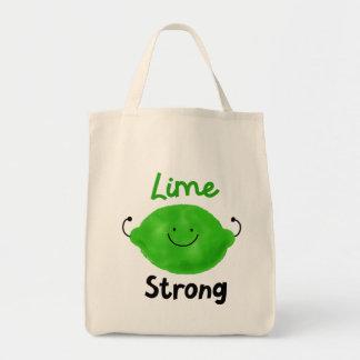 Bolsa Tote Chalaça positiva do limão - limão forte